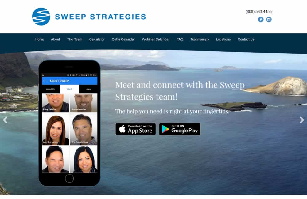 sweep-strategies