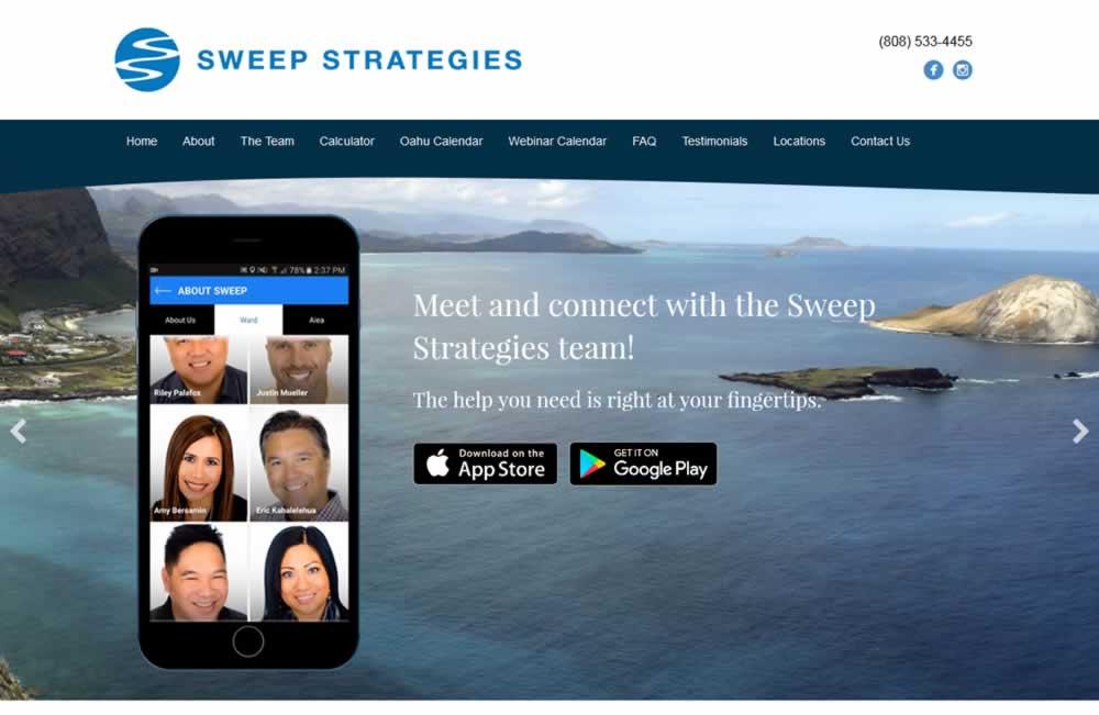 sweep-strategies